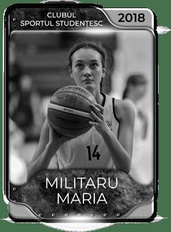 Maria Militaru
