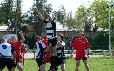 Locul 7 pentru rugbyști în Campionatul Național