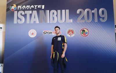 Mihai Stănilă locul 13  la Istanbul