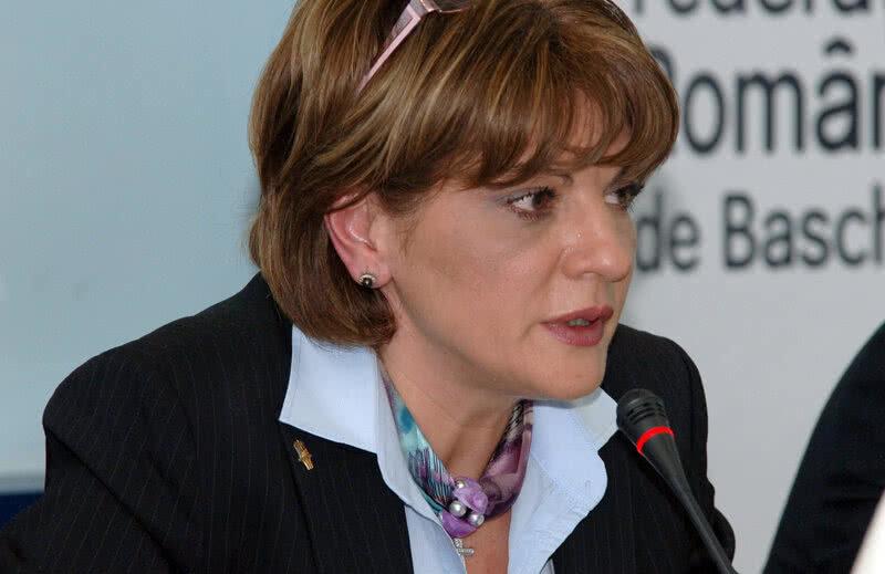 Carmen Tocala, Vicepresedinte al FIBA Europe