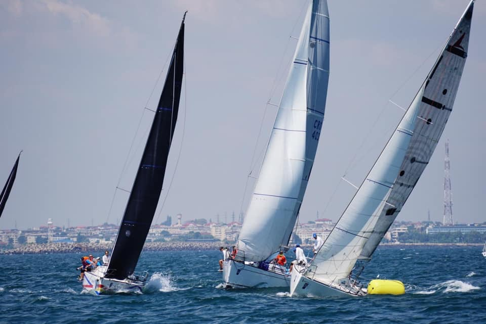 Regată de yachting în Cupa României