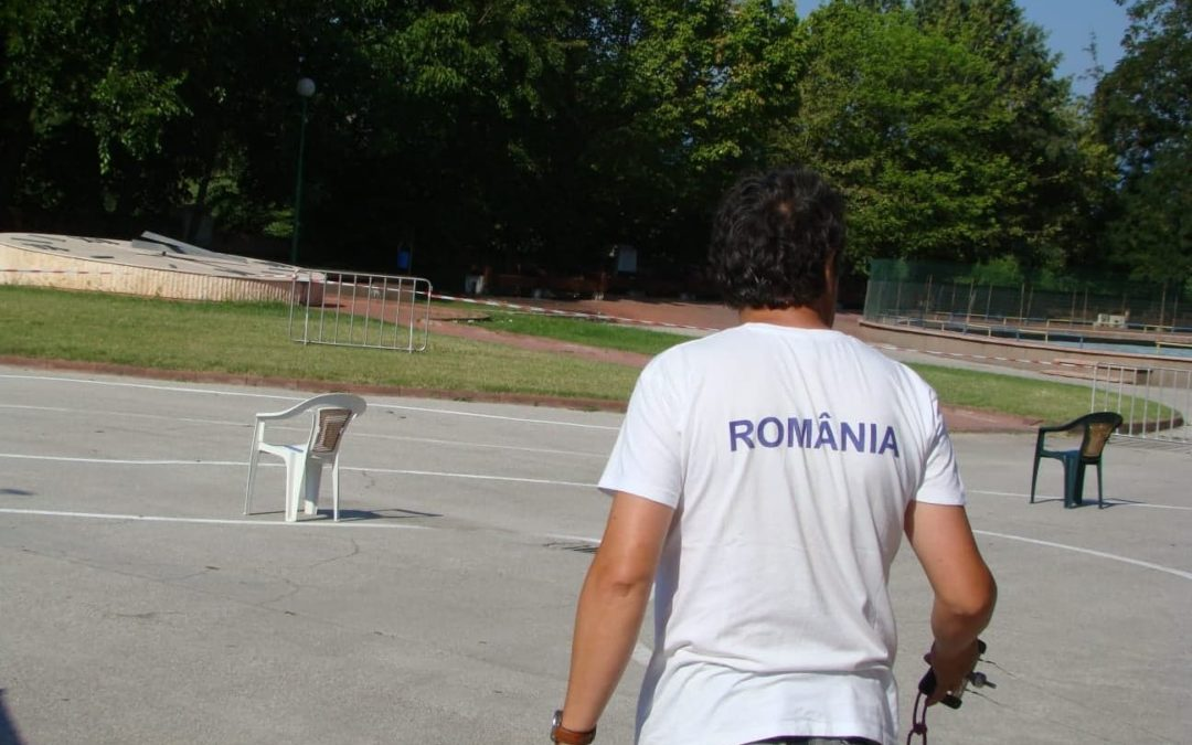 Radu Zaharia locul 21 la Campionatele Europene