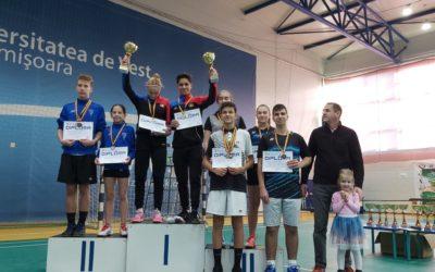 Alte medalii obținute la badminton