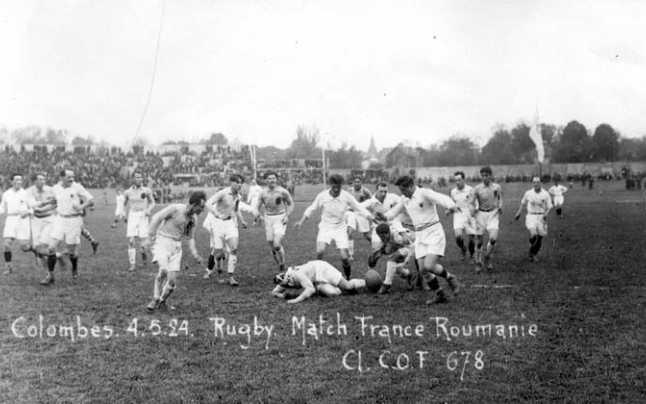 Prima medalie olimpică a României