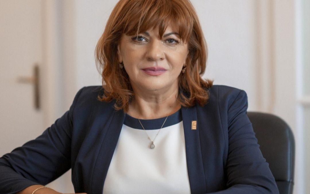 Candidatura Emilia Carmen Tocala pentru functia de Presedinte al Federatiei Romane de Baschet